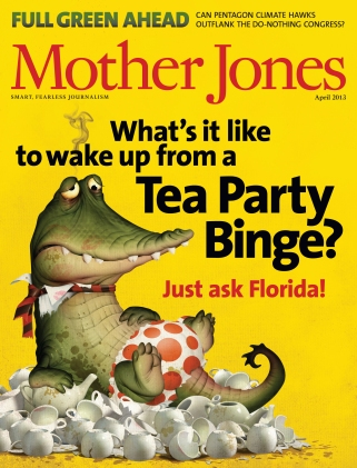 Mother Jones March/April 2013 Issue