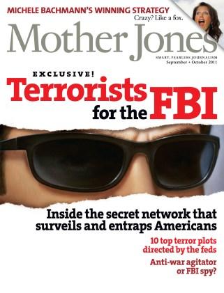 Mother Jones September/October 2011 Issue