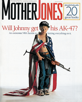 Mother Jones July/August 1996 Issue