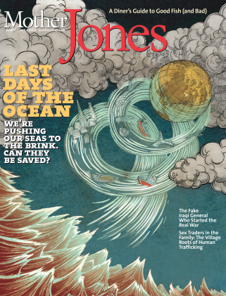 Mother Jones March/April 2006 Issue