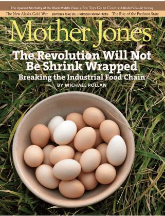 Mother Jones May/June 2006 Issue
