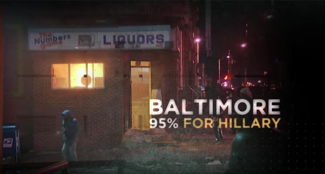 Jenkins ad Baltimore