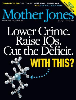 Mother Jones January/February 2013 Issue