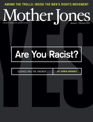 Mother Jones January/February 2015 Issue