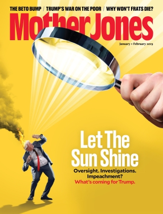 Mother Jones January/February 2019 Issue