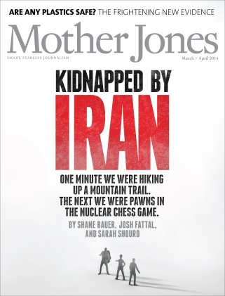 Mother Jones March/April 2014 Issue
