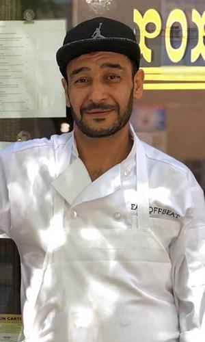 Chef Diaa Alhanoun