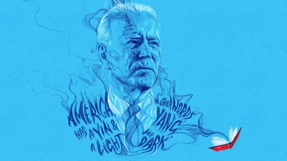 Biden's Muse