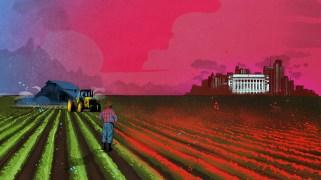 The Machine That Eats up Black Farmland
