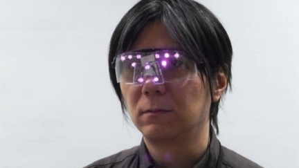 Anti-Facial Recognition Glasses