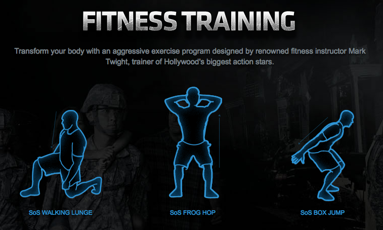 fitness training soldier of steel national guard