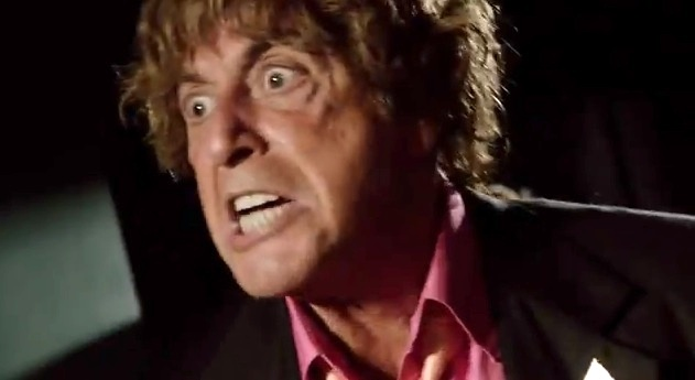 Al Pacino as Phil Spector on HBO