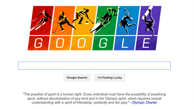Google doodle gay rights