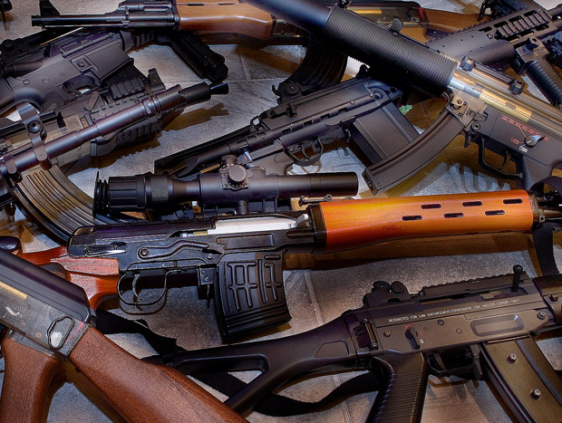 How are tons of US guns getting to Mexico? Ask conservatives Flickr/Brian.ch