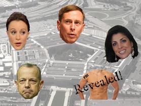 The Petraeus scandal, explained.