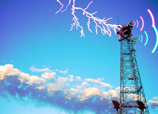 Prepare for an incoming transmission: Flickr/Steven Heger