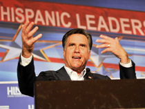 Check out our interactive guide to Mitt Romney's slippery stance on immigration