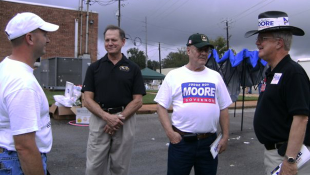 Roy Moore/Facebook